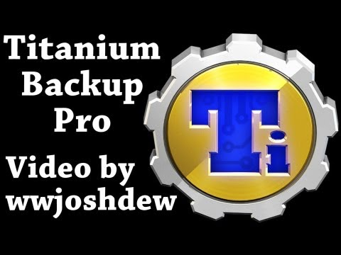 Скриншот №1 к Titanium Backup PRO Key ★ root needed