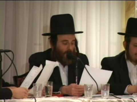 Isaac Honig And Hamzamrim @ RCCS Dinner Williamsburg 2