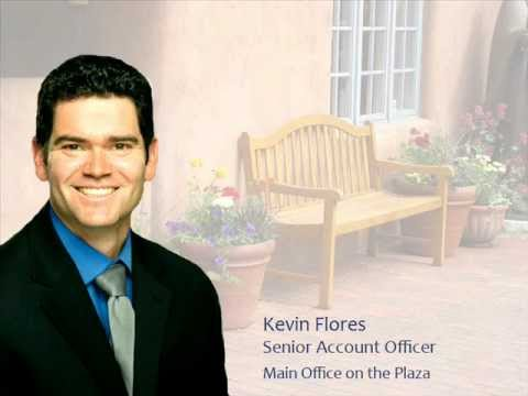 Kevin Flores, Senior Account Officer, Private Financial Services