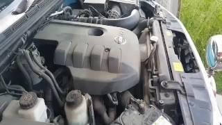 Nissan Navara Pathfinder/frontier Timing Chain Noise (Listen)