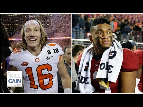 Is Trevor Lawrence really that much better than Tua Tagovailoa? | Will Cain Show