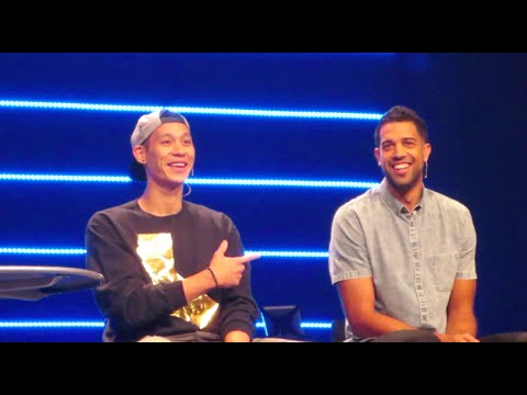 Jeremy Lin & Landry Fields Speaking 8/14/16