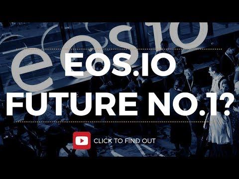 EOS COIN 2018 - EOS FUTURE PRICE & EOS DAPPS 2018