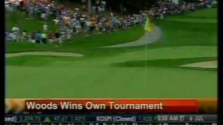 Woods Wins Own Tournament - Bloomberg