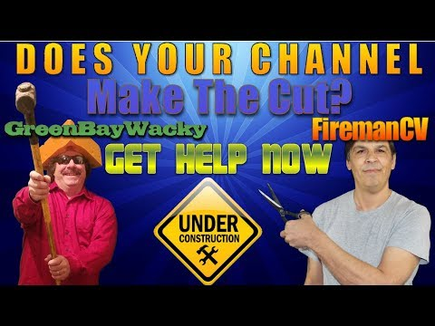 Fireman CV and Green Bay Wacky - Live Channel reviews - Tips - Real Support - Chat