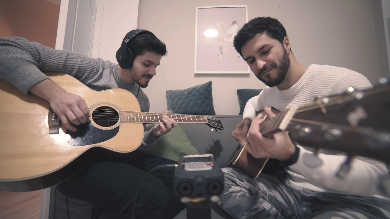 Guitar Improvising Zoom H4n Pro Youtube