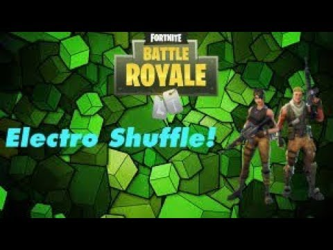 1 Hour Of Electro Shuffle (Fortnite Battle Royale)