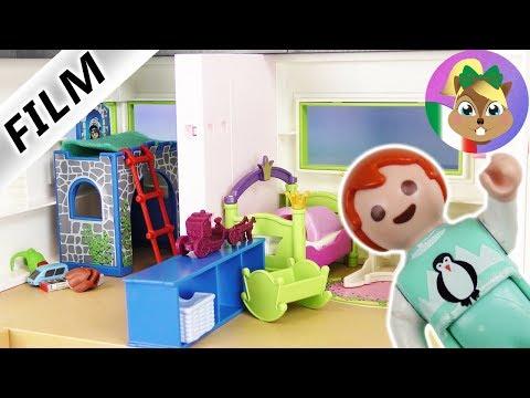 Playmobil film italiano | EMMA CAMBIA CAMERA - Se solo Julian lo sapesse! | Vogel