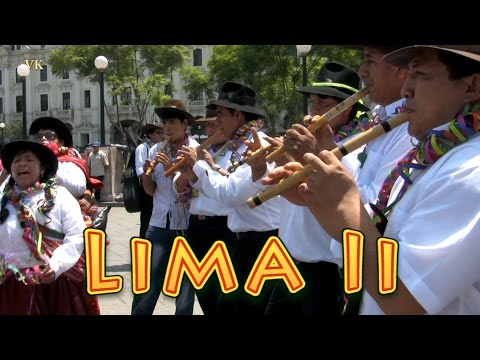 Lima, Peru travel guide, Andean Tribes Parade - Quechua Andino (2/5)