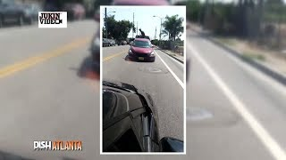 A tow truck driver and the owner of a Nissan Altima went to the Alt...