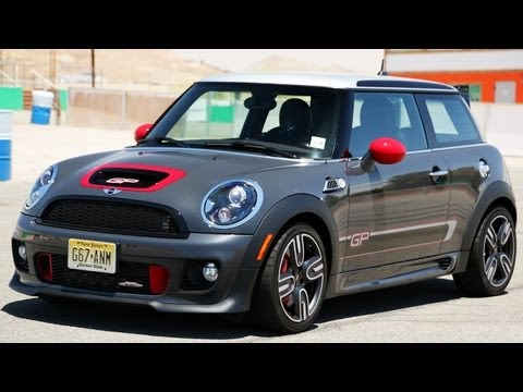 The One With The 2013 MINI John Cooper Works GP!  World's Fastest Car  Ep. 3.8