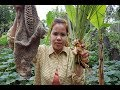 Easy Cooking Cow Intestine With Vegetable -How to cook Cow intestine -Village Food Factory -Soup BBQ