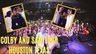 COLBY & SAM TOUR HOUSTON TEXAS// DAY 88 :S2 (LAST DAY)