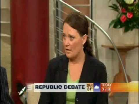 Republic Debate in Australia
