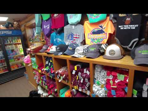 PONDEROSA CAMPGROUND CODY WYOMING PINOY VLOG