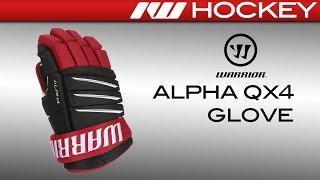 Warrior Alpha QX4 Glove Review