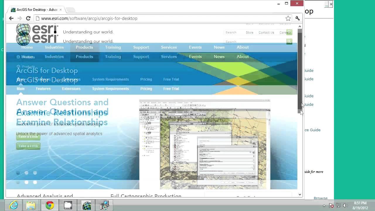 arcgis 10.1 free download for windows 7 32 bit