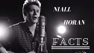 Interesting FACTS I Niall Horan