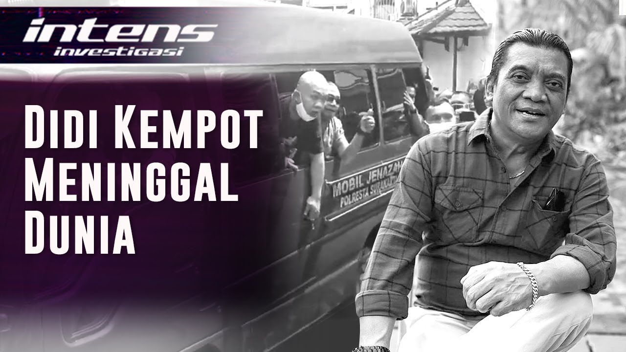 Didi Kempot Tutup Usia Sobat Ambyar Berduka Intens Investigasi