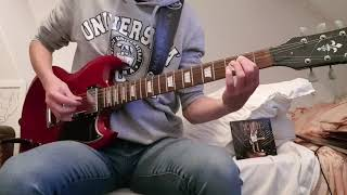 AC/DC - House Of Jazz - Malcolm Guitar Cover