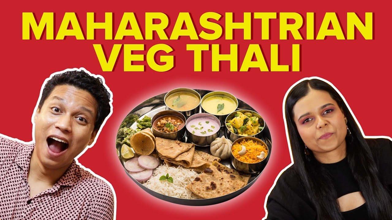 Can I Cook A Veg Maharashtrian Thali? | BuzzFeed India