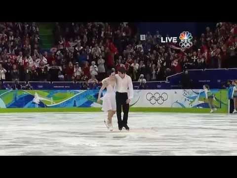 2010 Winter Olympics Tessa Virtue and Scott Moir FD Symphony No 5