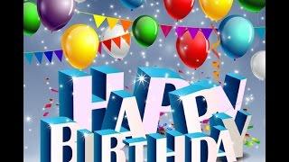 เพลงฉลองวันเกิด Happy birthday Karaoke (Original Key G)