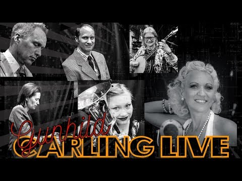 Gunhild Carling LIVE 86-weekly TV show for jazz lovers