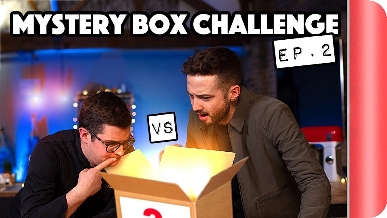 MYSTERY BOX FOOD CHALLENGE | Ep.2