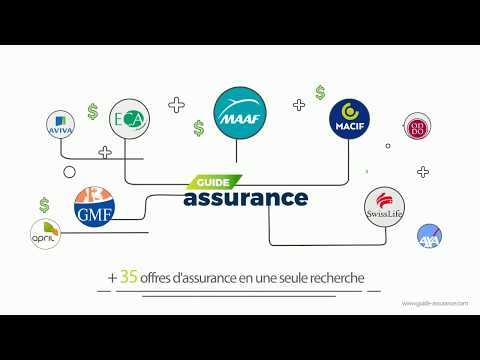 Guide Assurance -  Comparateur d'assurance et mutuelles santé