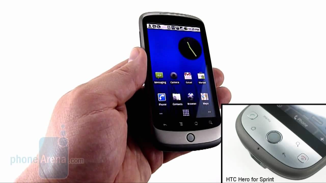 HTC Nexus One Review