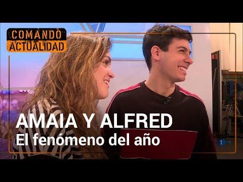 Amaia y Alfred, su vida después del escenario | El fenómeno del año | Comando Actualidad