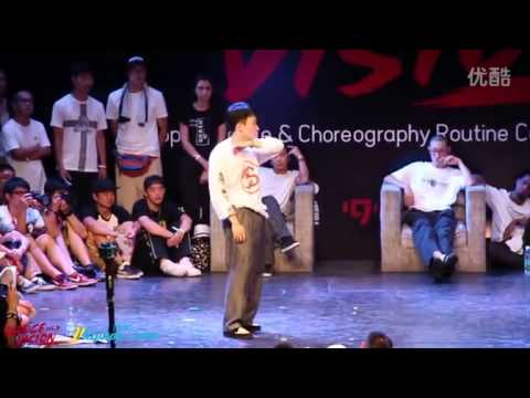 Dokyun vs Kite   Dance Vision vol 3 Popping Final Battle