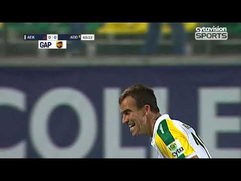 VIDEO: ΑΕΚ 1-0 ΑΠΟΕΛ, (7η-β φάση) #29 «Μας παίζει για πλάκα..»