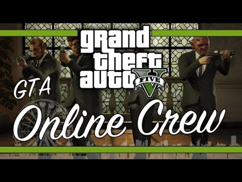 GTA ONLINE HOW TO DELETE YOUR CREW