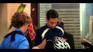 Zachary Levi - A Less Than Perfect Moment