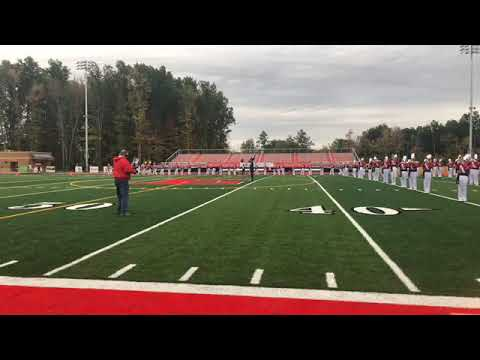 Ely Stadium Dedication