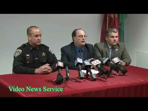 WYOMING COUNTY/Perry homicide press conference