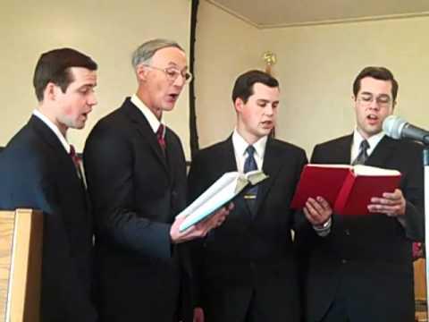 Swarr family singing