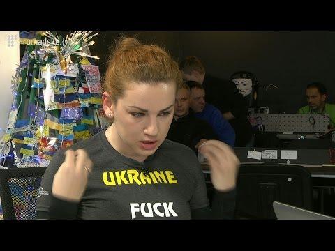 Fuck Corruption. Леся Оробець