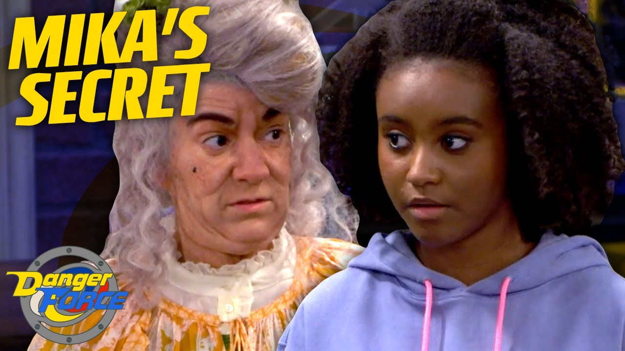 Download Mika's Keeping A Secret! 'Mika In The Middle' Episode | Danger Force