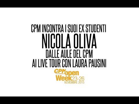 Nicola Oliva @ CPM Music Institute