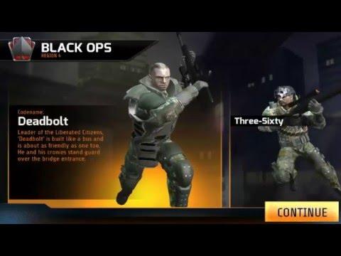 Kill Shot Bravo All Region 4 Black Ops Missions Walkthrough Guide