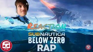 "SUBNAUTICA BELOW ZERO RAP by JT Music - ""Take the Dive"" Reaction"