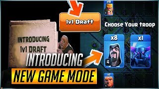 NEW GAME MODE IN CLASH OF CLANS(WITH GAMEPLAY) IN (HINDI) |CLASH OF CLANS