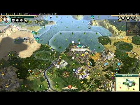 Let's Play Sid Meier's Civilization V (Ep 7) |
