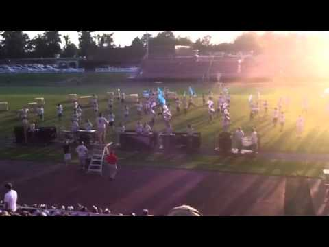 Calloway county high school marching band