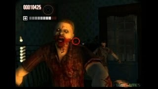 House of the Dead Overkill - Gameplay Wii (Original Wii)