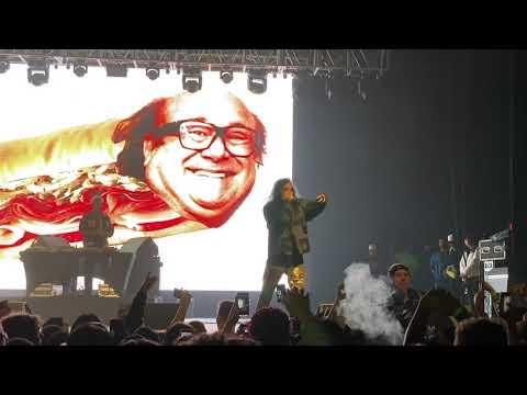 Ski Mask The Slump God & Pouya Concert LIVE! Stokeley Tour. Dallas, TX.