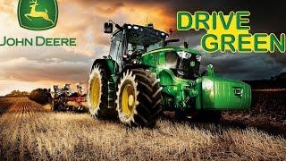John Deere Drive Green | Jogo de Simulação de Fazenda da John Deere | PT-BR |